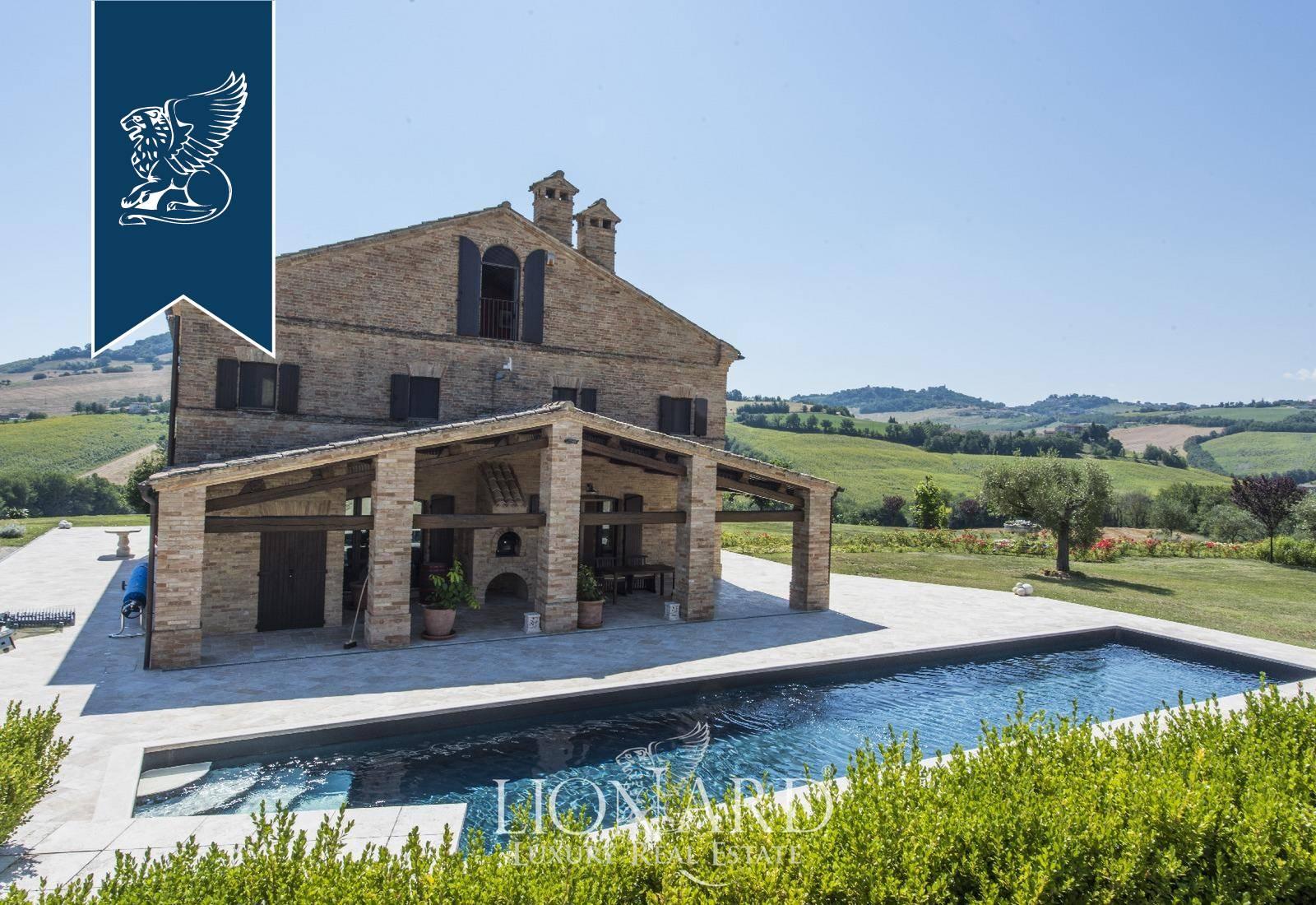 Villa in Vendita a Loro Piceno: 0 locali, 740 mq - Foto 6