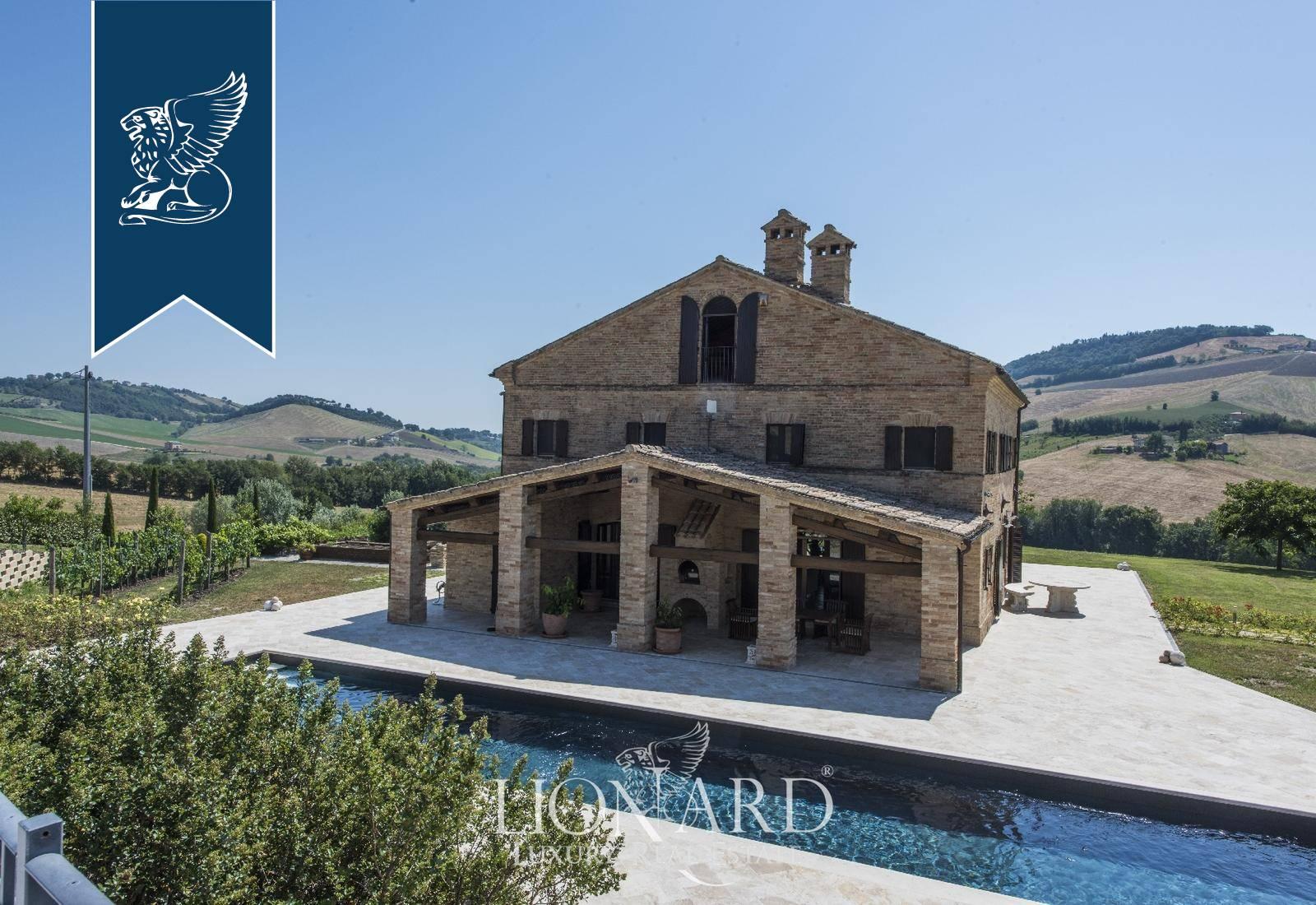 Villa in Vendita a Loro Piceno: 0 locali, 740 mq - Foto 7