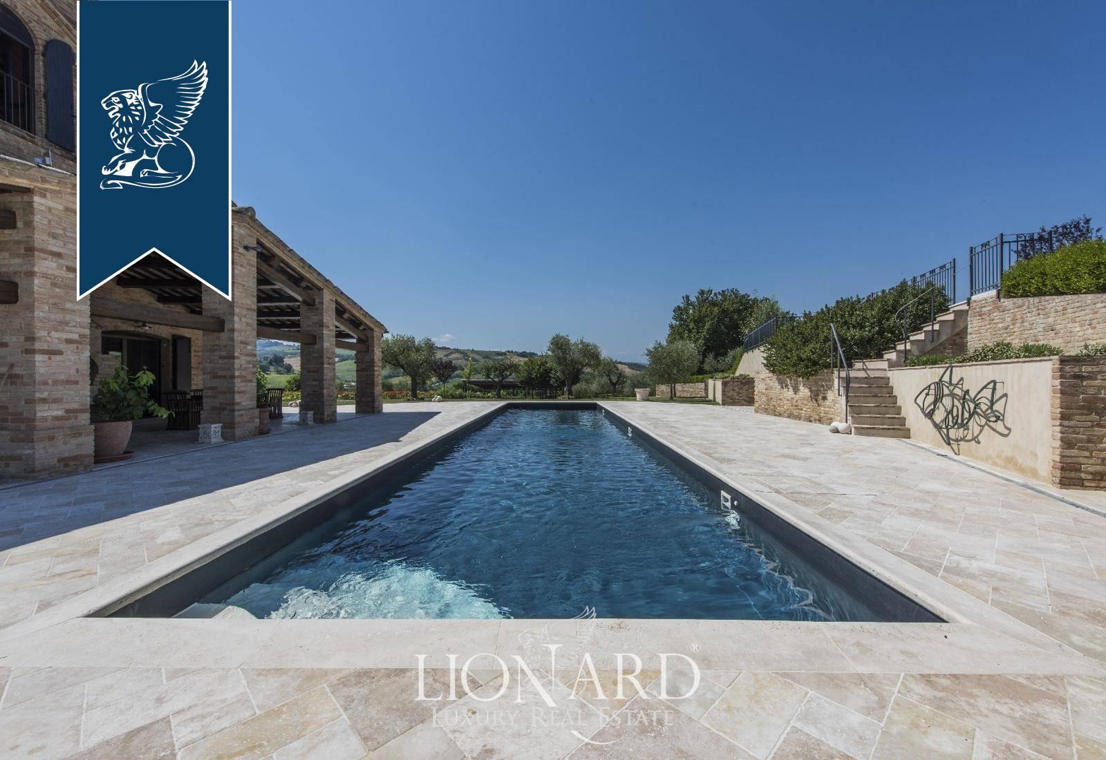 Villa in Vendita a Loro Piceno: 0 locali, 740 mq - Foto 8
