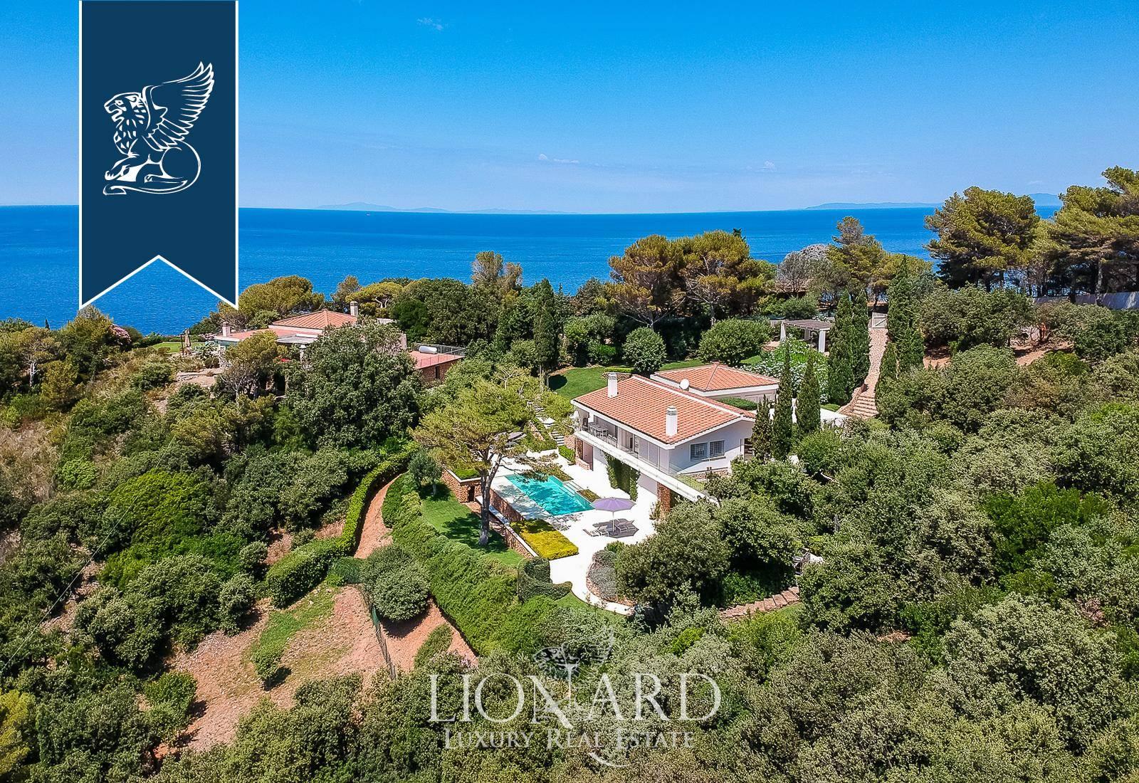 Villa in Vendita a Monte Argentario: 400 mq  - Foto 1