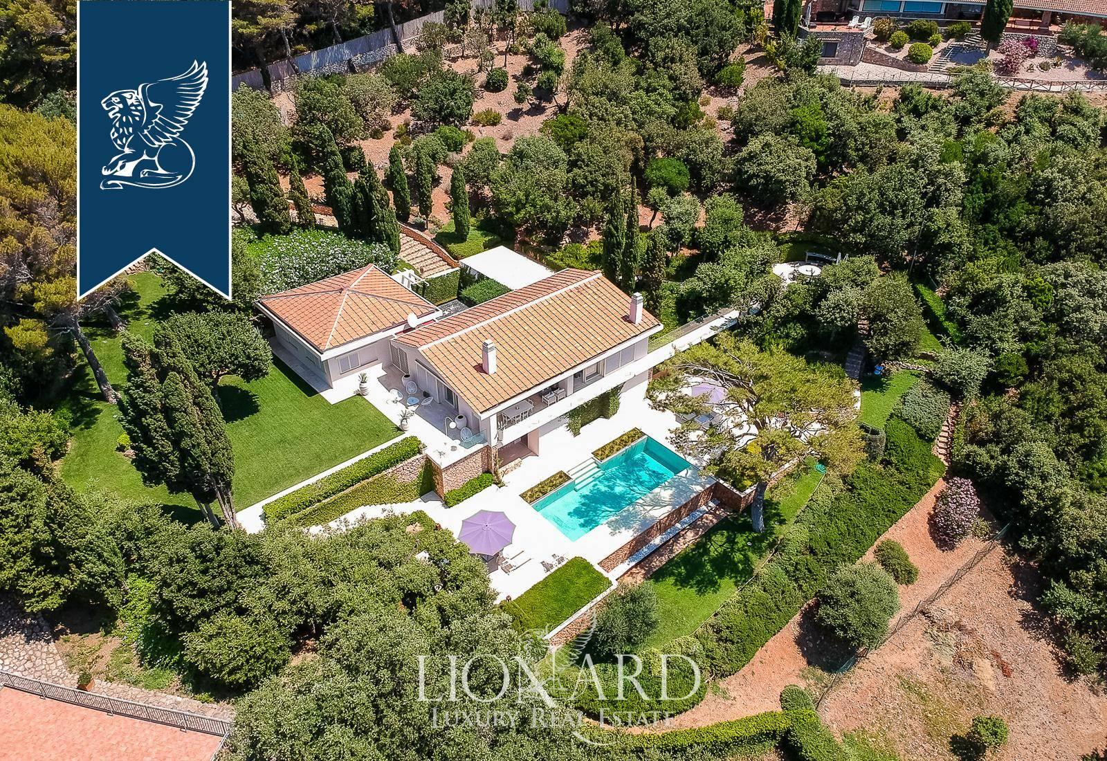 Villa in Vendita a Monte Argentario: 0 locali, 400 mq - Foto 7