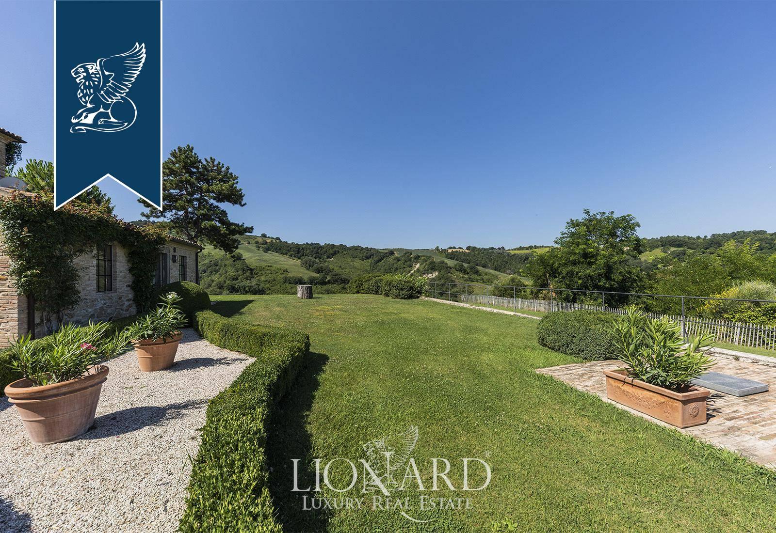Villa in Vendita a Mombaroccio: 0 locali, 400 mq - Foto 8