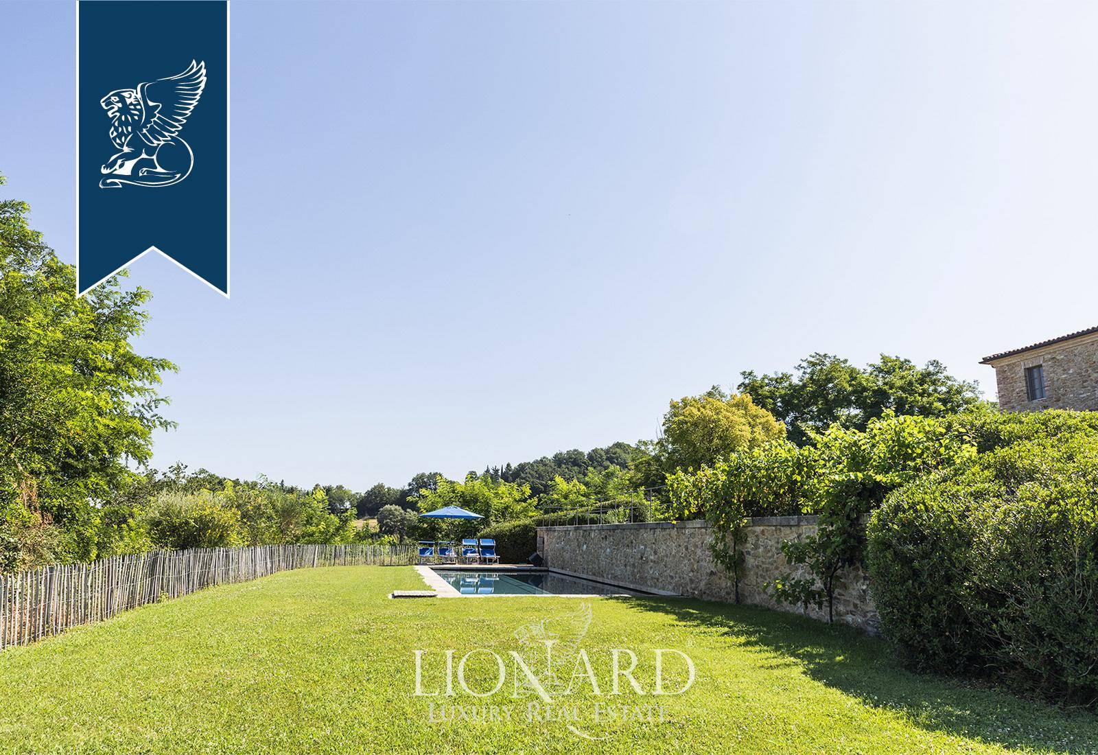 Villa in Vendita a Mombaroccio: 0 locali, 400 mq - Foto 5