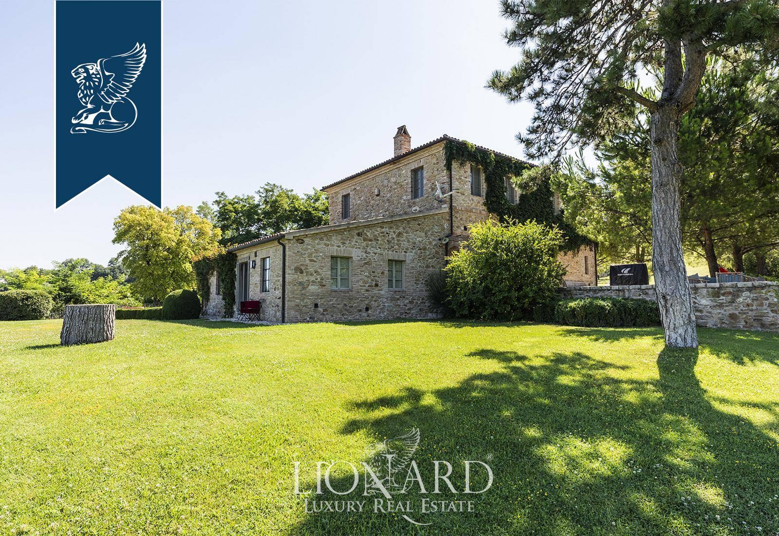 Villa in Vendita a Mombaroccio: 0 locali, 400 mq - Foto 4