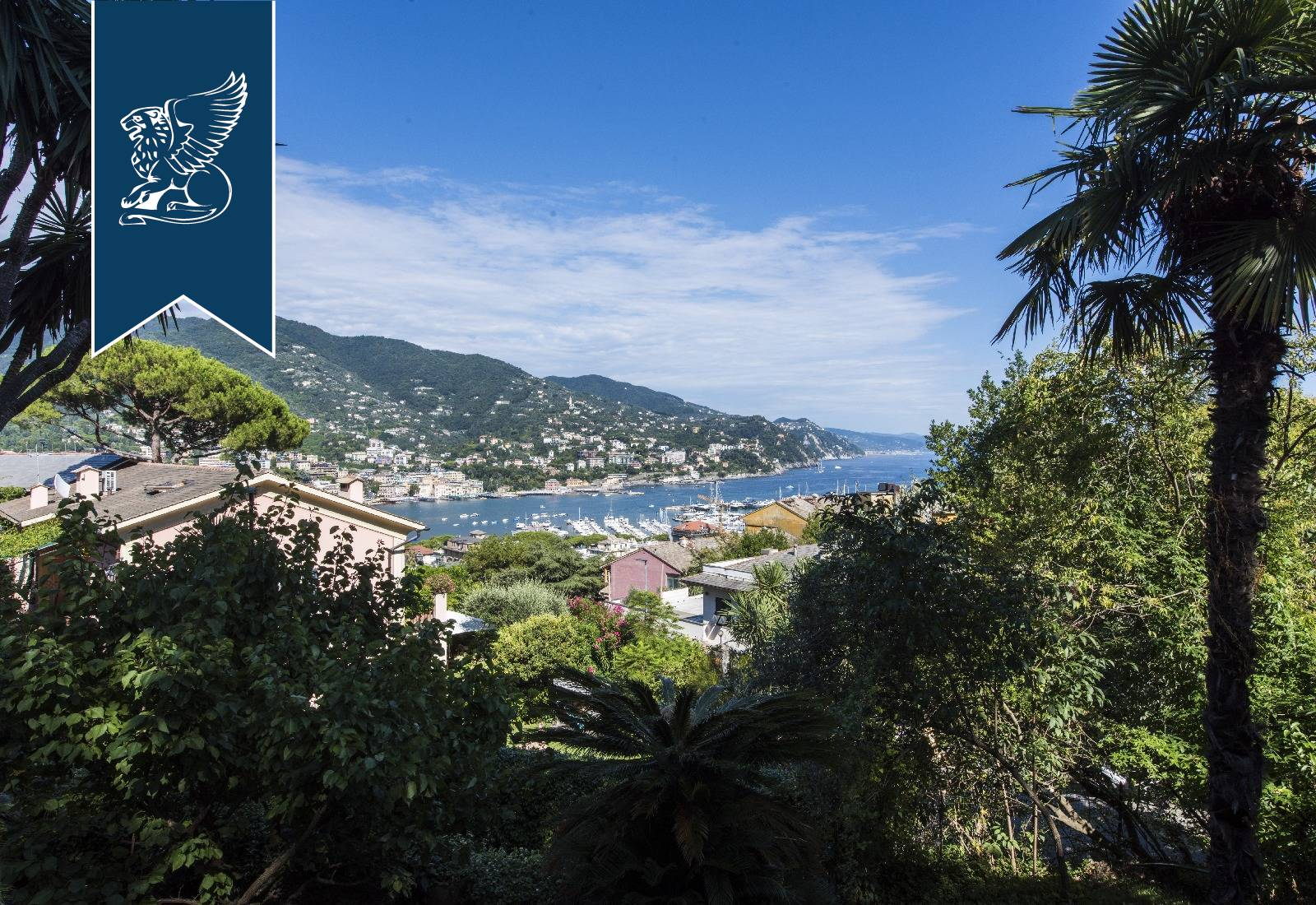 Villa in Vendita a Rapallo: 0 locali, 425 mq - Foto 2