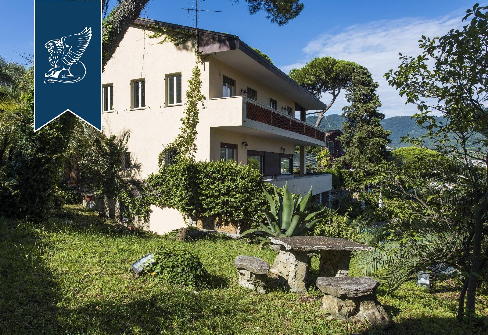 Villa in Vendita a Rapallo: 0 locali, 425 mq - Foto 3