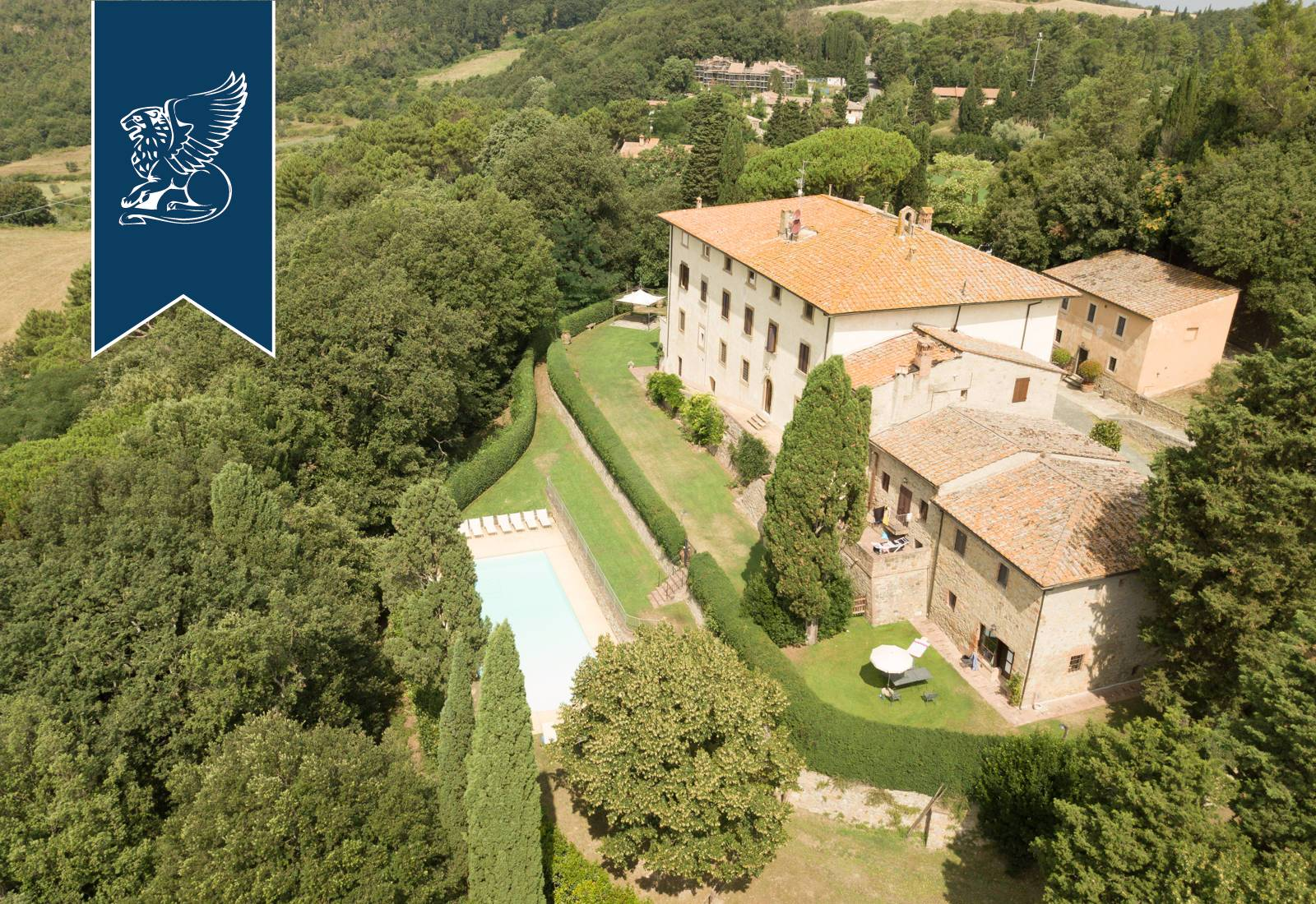 Agriturismo in Vendita a Gambassi Terme: 0 locali, 4000 mq - Foto 1