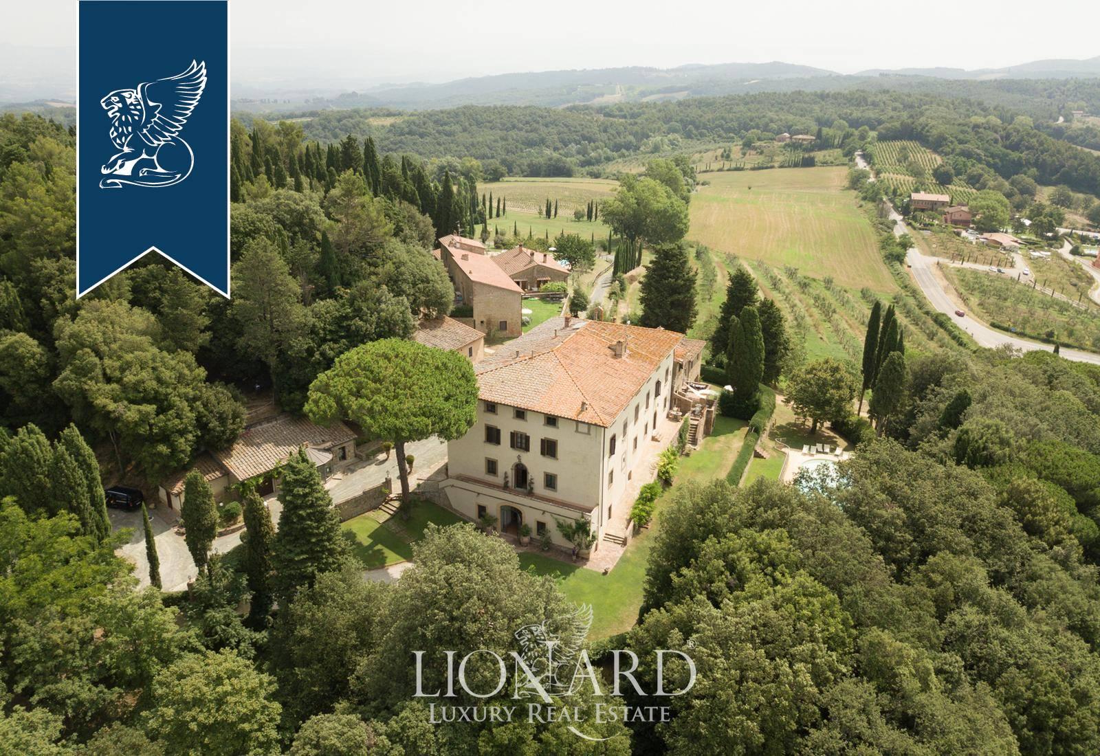 Agriturismo in Vendita a Gambassi Terme: 0 locali, 4000 mq - Foto 4