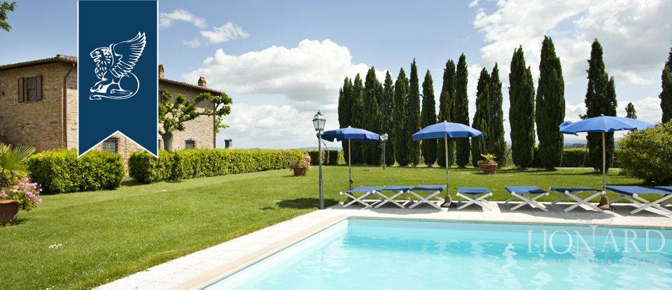 Agriturismo in Vendita a San Gimignano: 0 locali, 476 mq - Foto 9