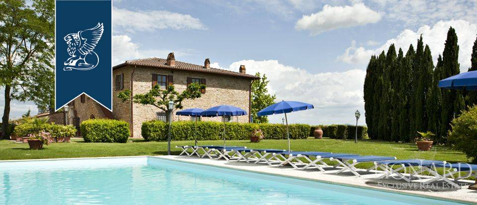 Agriturismo in Vendita a San Gimignano: 0 locali, 476 mq - Foto 7