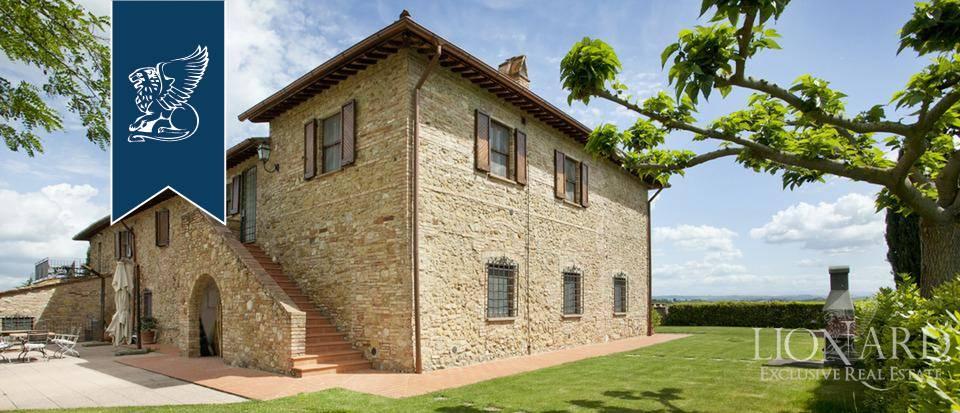 Agriturismo in Vendita a San Gimignano: 0 locali, 476 mq - Foto 3