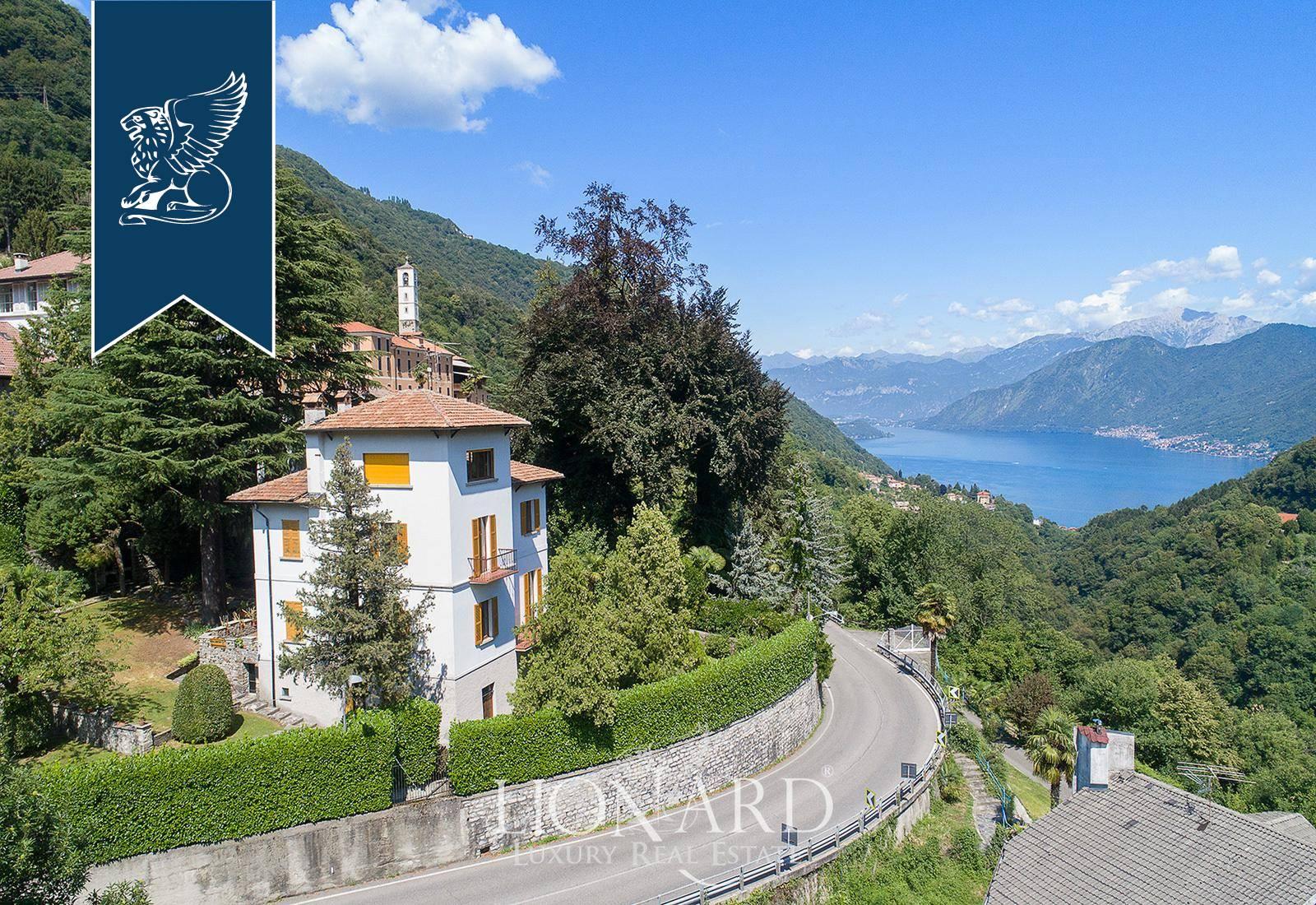 Villa in Vendita a Dizzasco: 0 locali, 550 mq - Foto 1