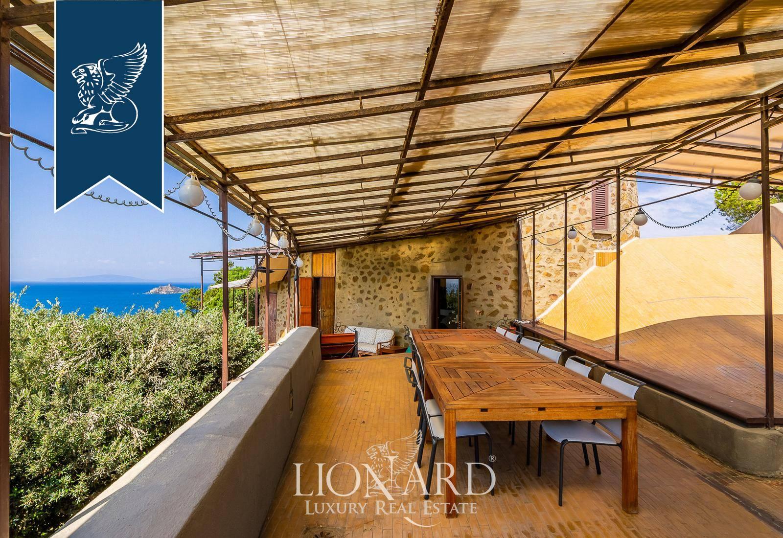 Villa in Vendita a Castiglione Della Pescaia: 0 locali, 1000 mq - Foto 9