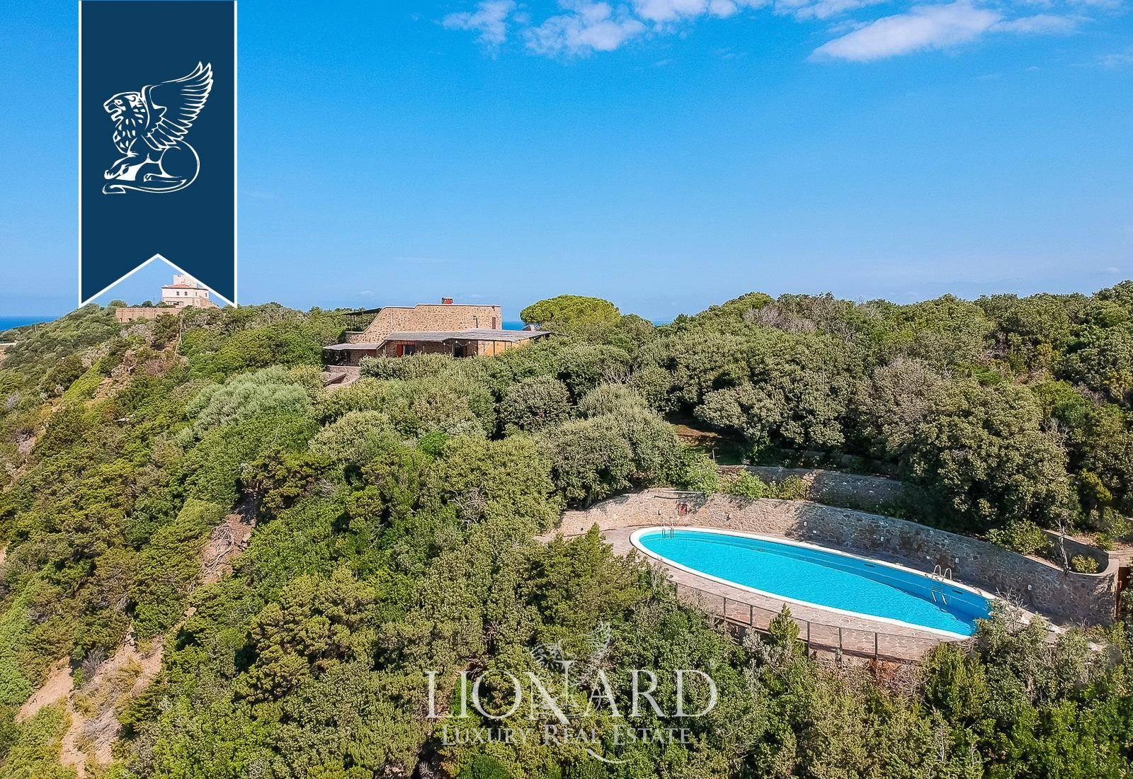 Villa in Vendita a Castiglione Della Pescaia: 0 locali, 1000 mq - Foto 5