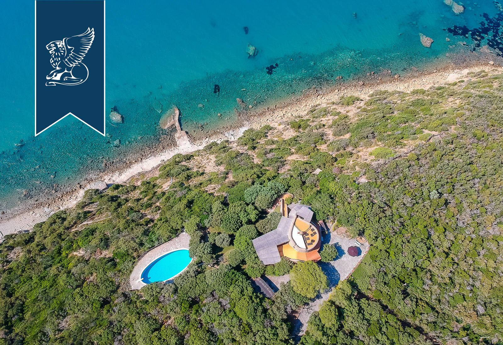 Villa in Vendita a Castiglione Della Pescaia: 0 locali, 1000 mq - Foto 8