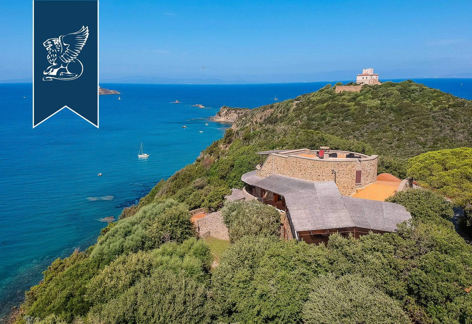 Villa in Vendita a Castiglione Della Pescaia: 0 locali, 1000 mq - Foto 2