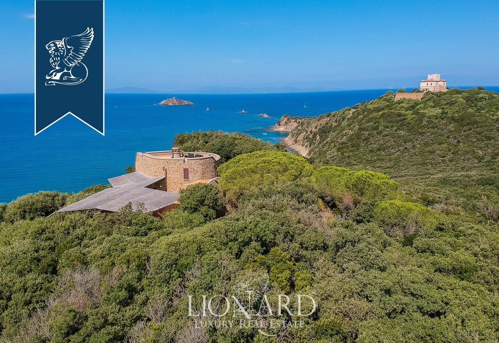 Villa in Vendita a Castiglione Della Pescaia: 0 locali, 1000 mq - Foto 3