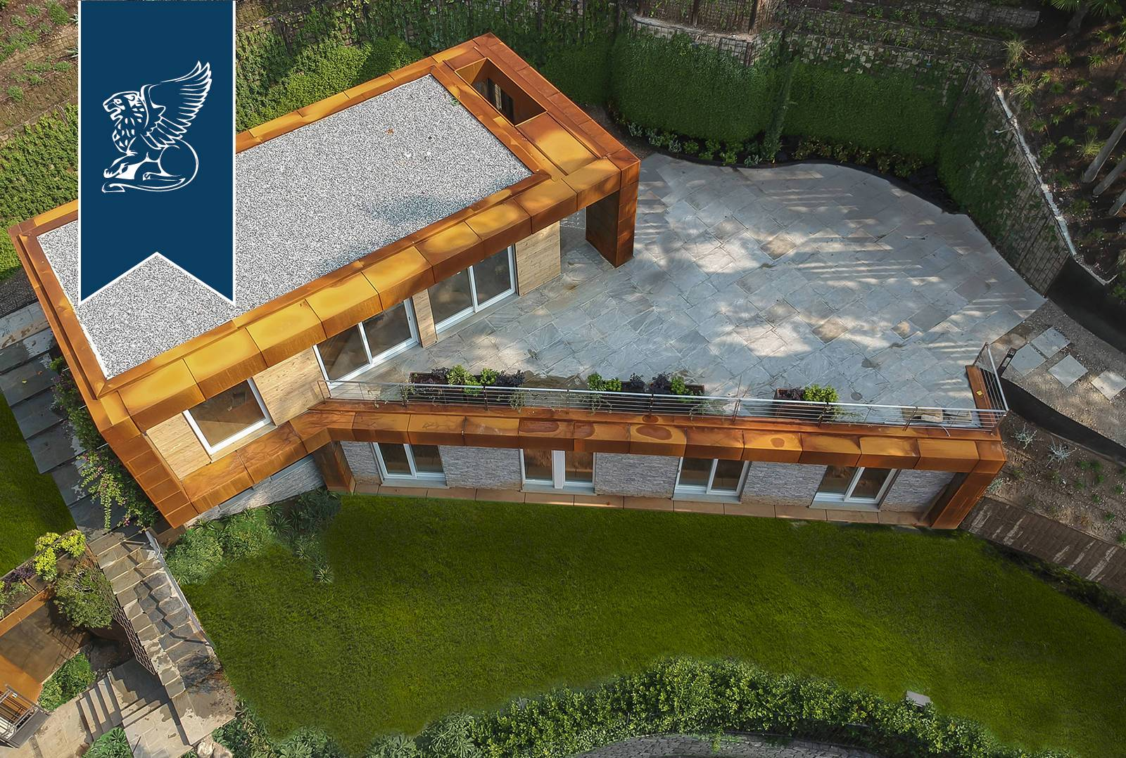 Villa in Vendita a Padenghe Sul Garda: 0 locali, 400 mq - Foto 6