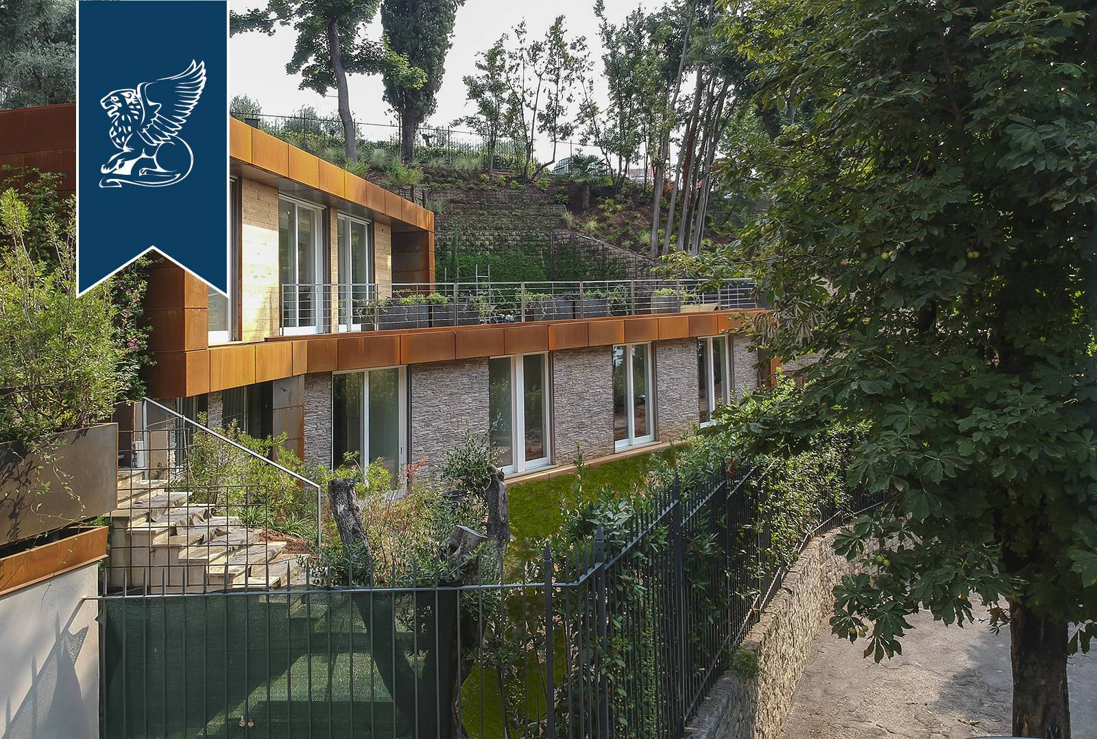 Villa in Vendita a Padenghe Sul Garda: 0 locali, 400 mq - Foto 4