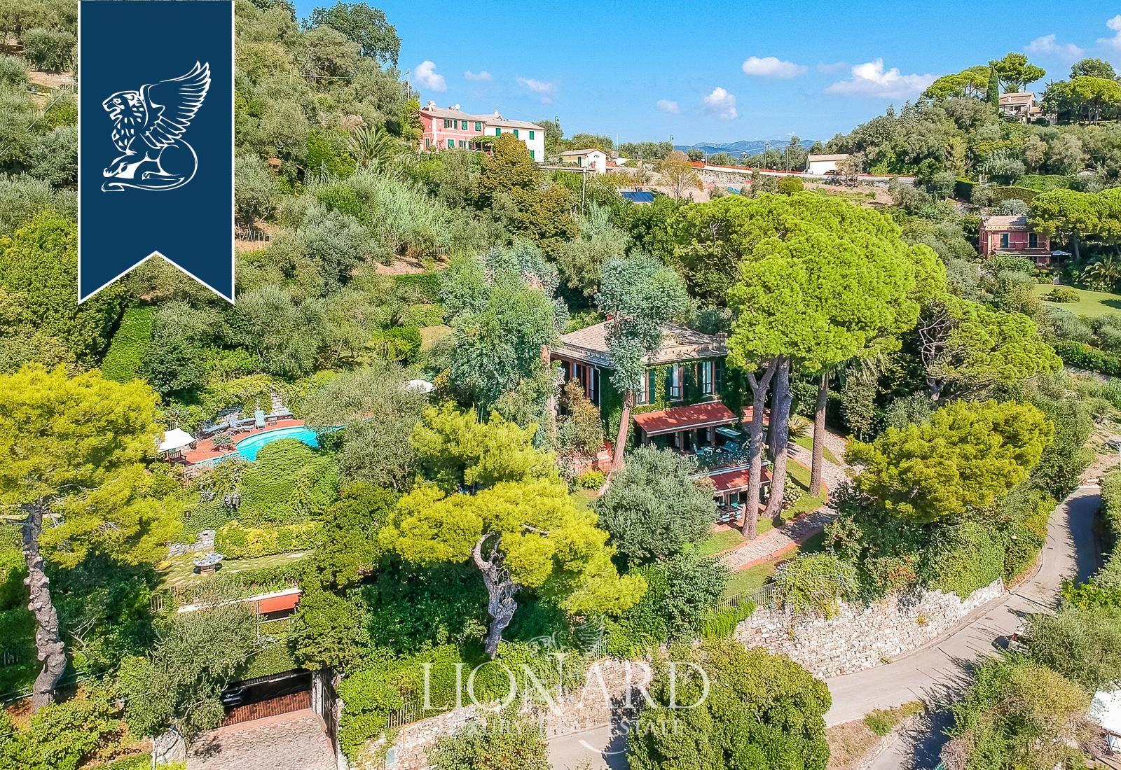 Villa in Vendita a Santa Margherita Ligure: 0 locali, 459 mq - Foto 8