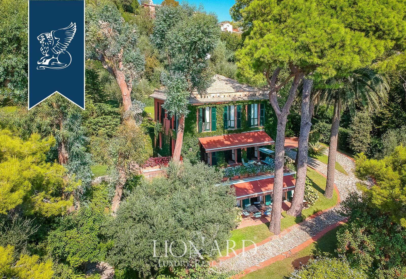 Villa in Vendita a Santa Margherita Ligure: 0 locali, 459 mq - Foto 9