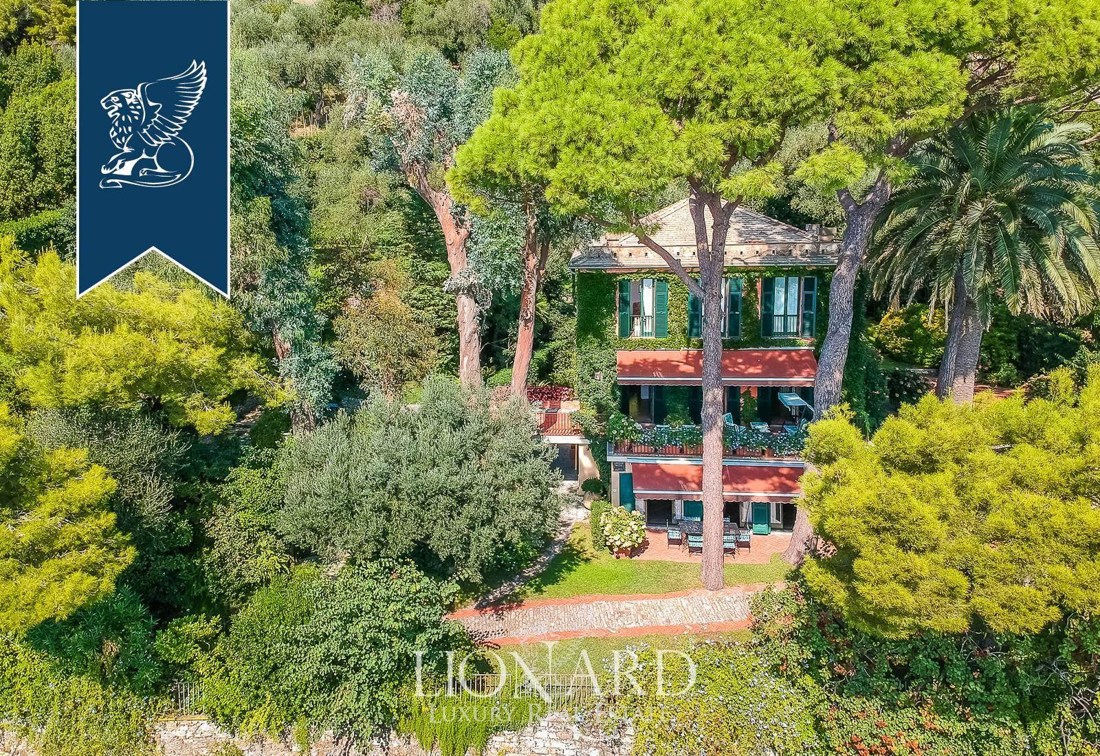 Villa in Vendita a Santa Margherita Ligure: 0 locali, 459 mq - Foto 7