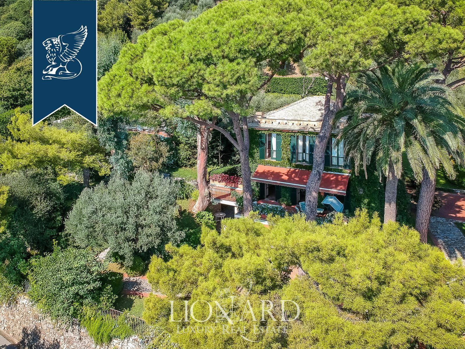 Villa in Vendita a Santa Margherita Ligure: 0 locali, 459 mq - Foto 5
