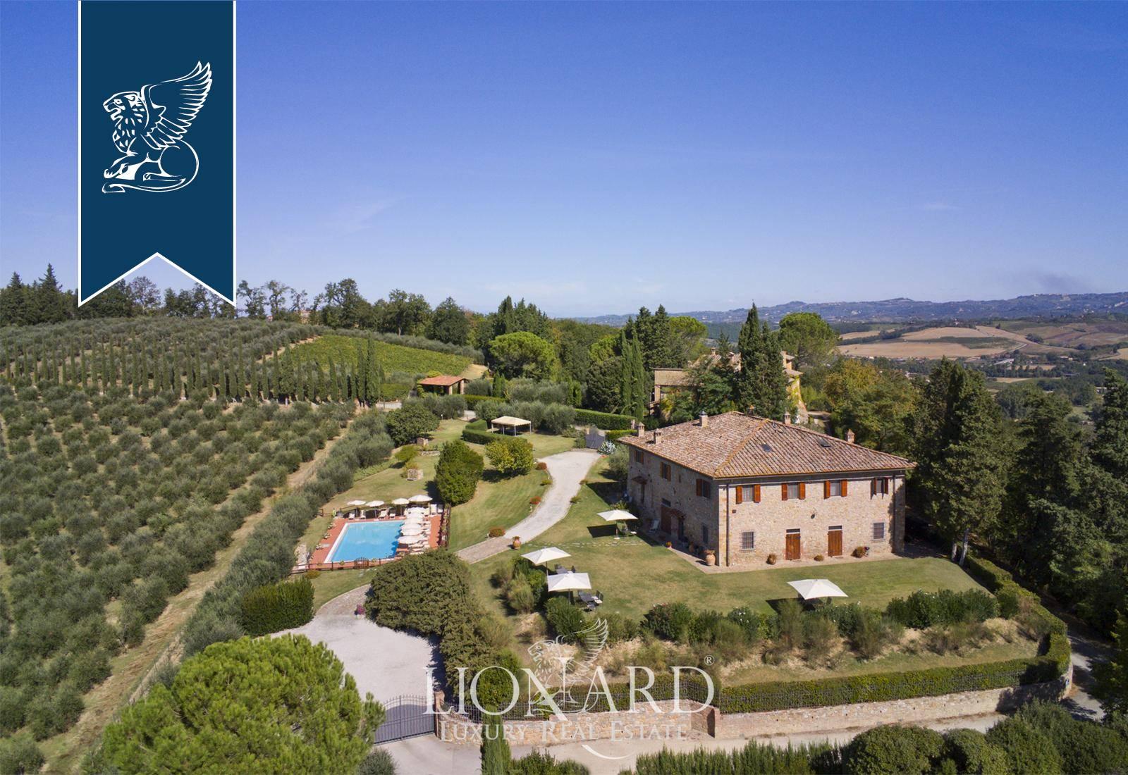 Agriturismo in Vendita a San Gimignano: 0 locali, 900 mq - Foto 2