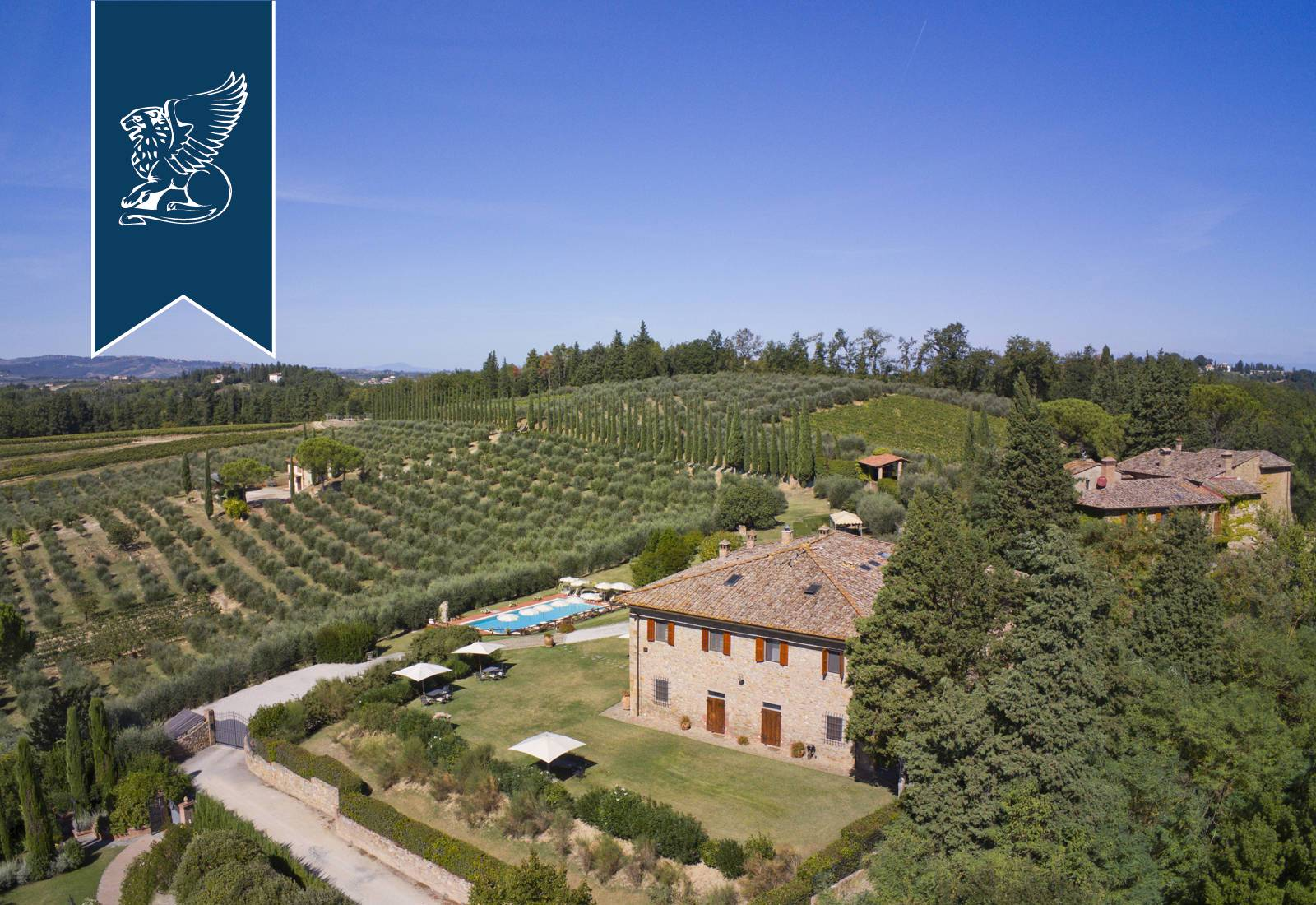 Agriturismo in Vendita a San Gimignano: 0 locali, 900 mq - Foto 5