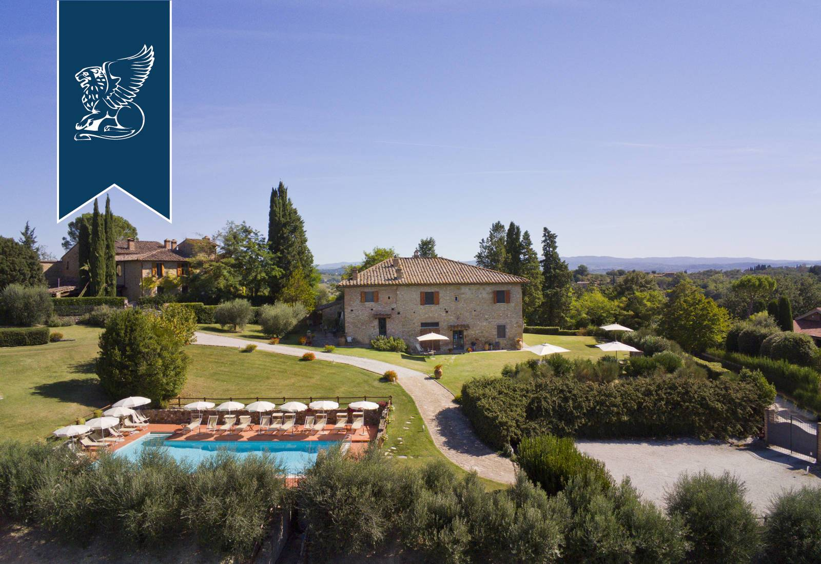 Agriturismo in Vendita a San Gimignano: 0 locali, 900 mq - Foto 9