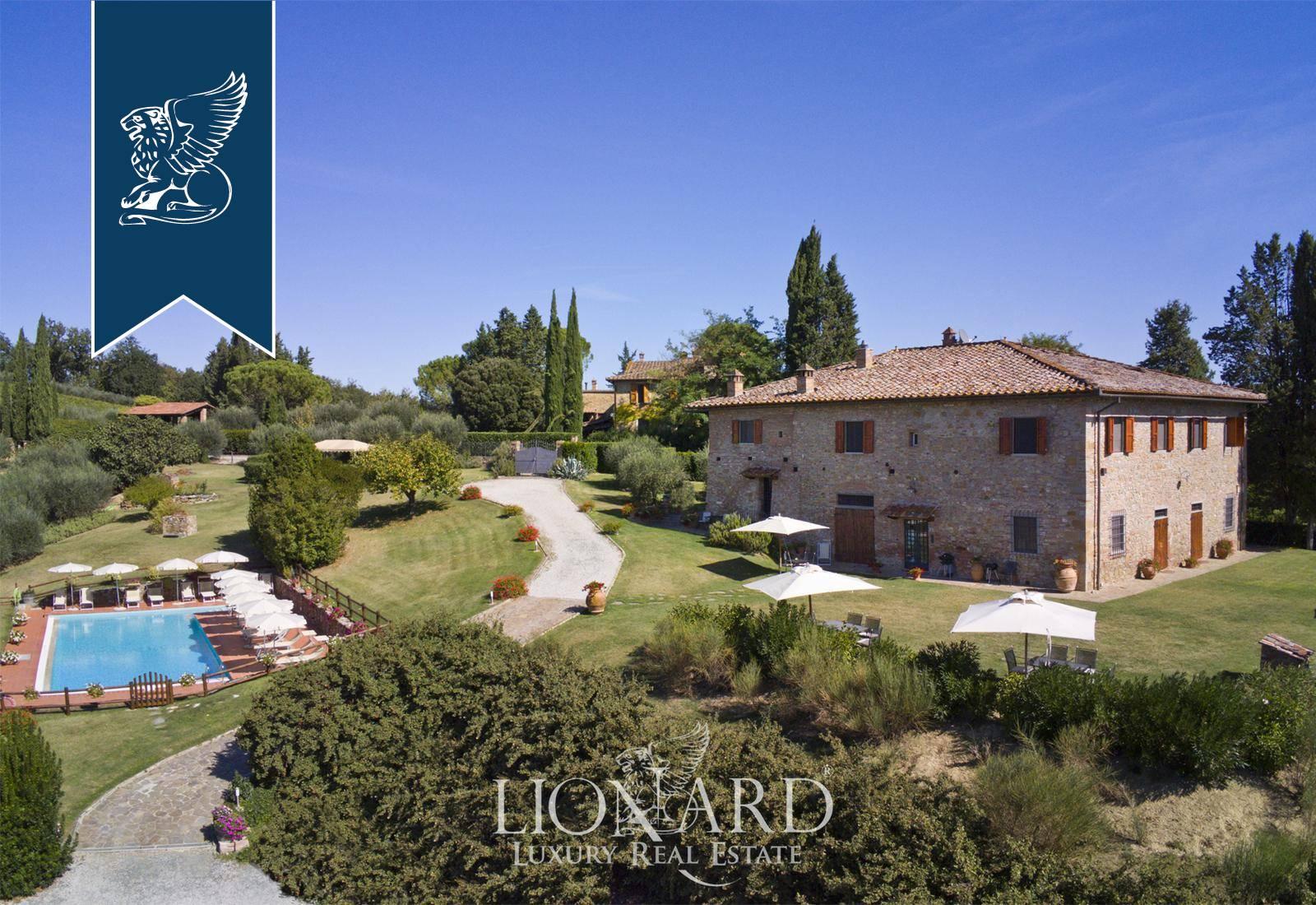 Agriturismo in Vendita a San Gimignano: 0 locali, 900 mq - Foto 3