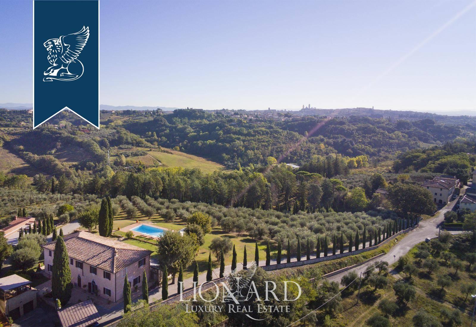 Villa in Vendita a Siena: 0 locali, 600 mq - Foto 9