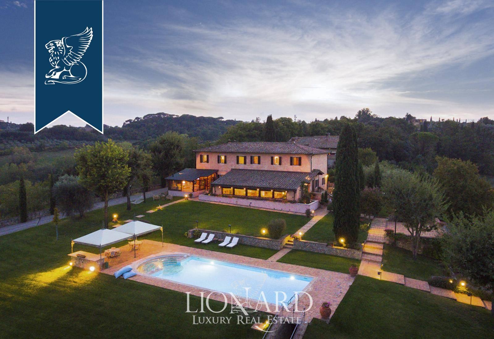 Villa in Vendita a Siena: 0 locali, 600 mq - Foto 3