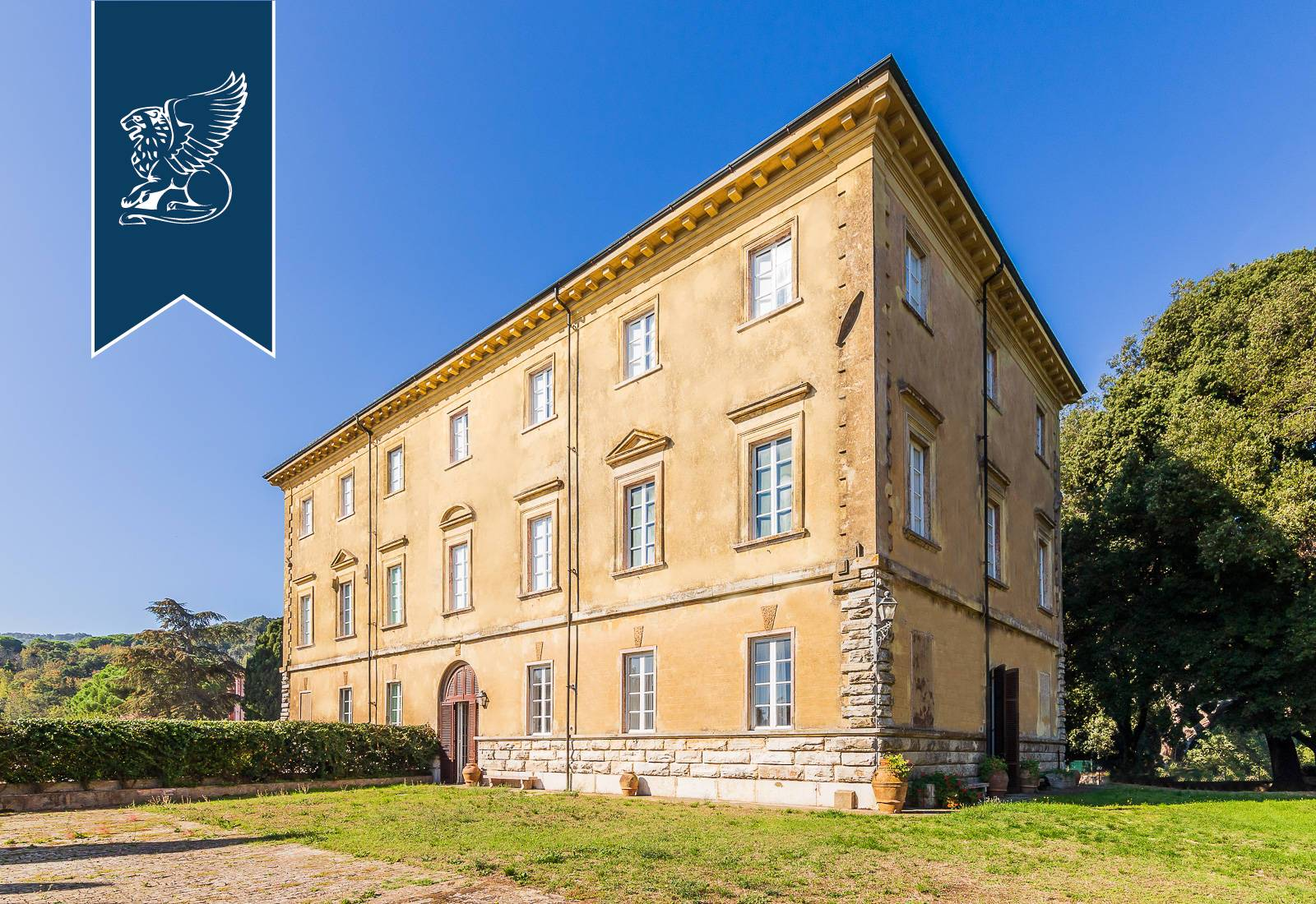 Villa in Vendita a Sassetta: 0 locali, 1500 mq - Foto 2