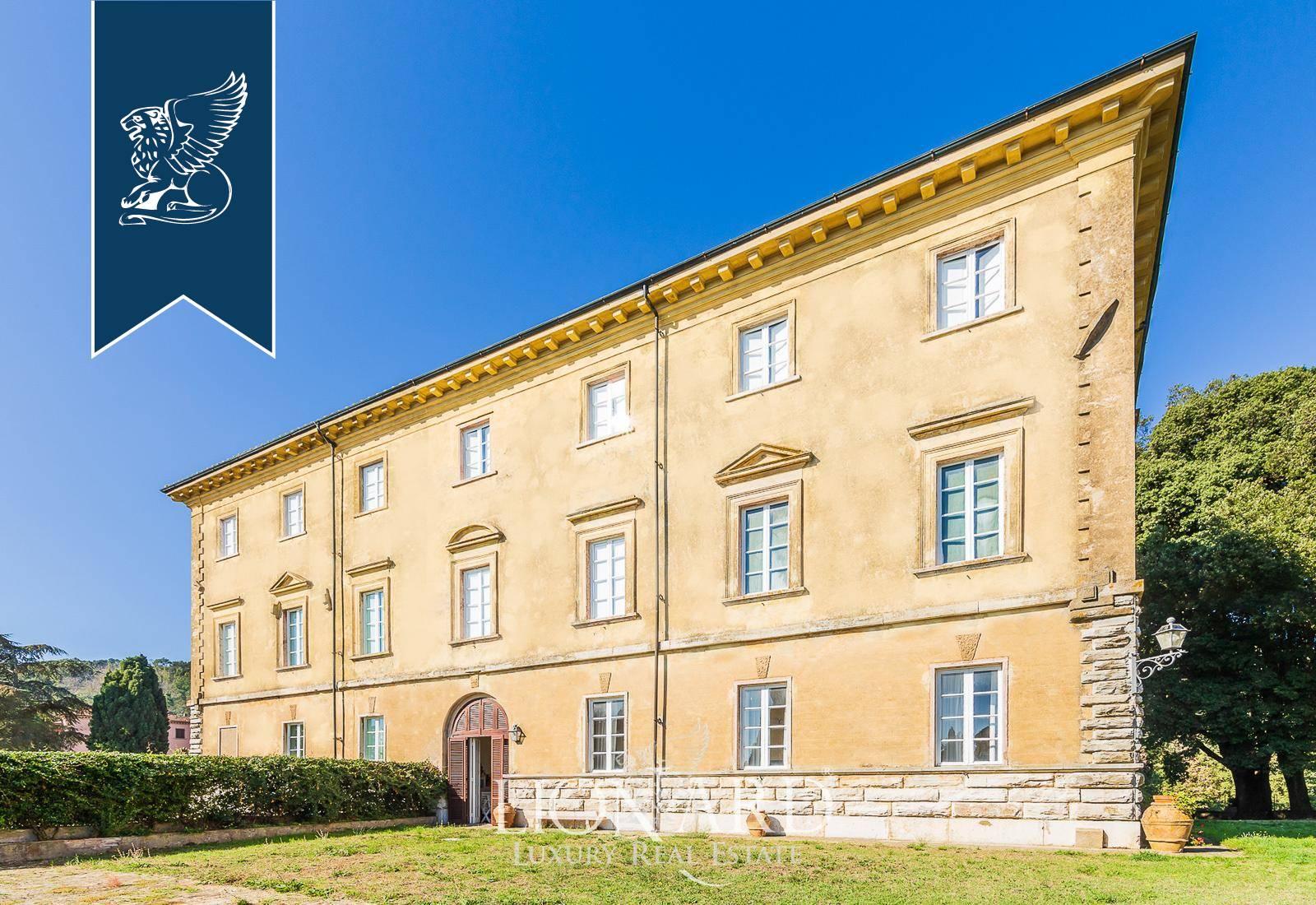Villa in Vendita a Sassetta: 0 locali, 1500 mq - Foto 3