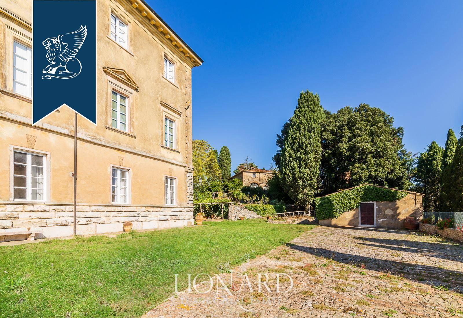 Villa in Vendita a Sassetta: 0 locali, 1500 mq - Foto 7