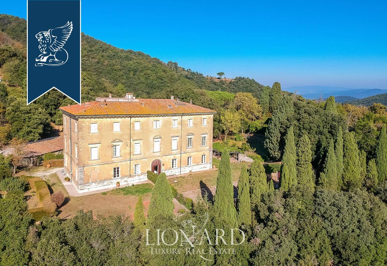 Villa in Vendita a Sassetta: 0 locali, 1500 mq - Foto 1