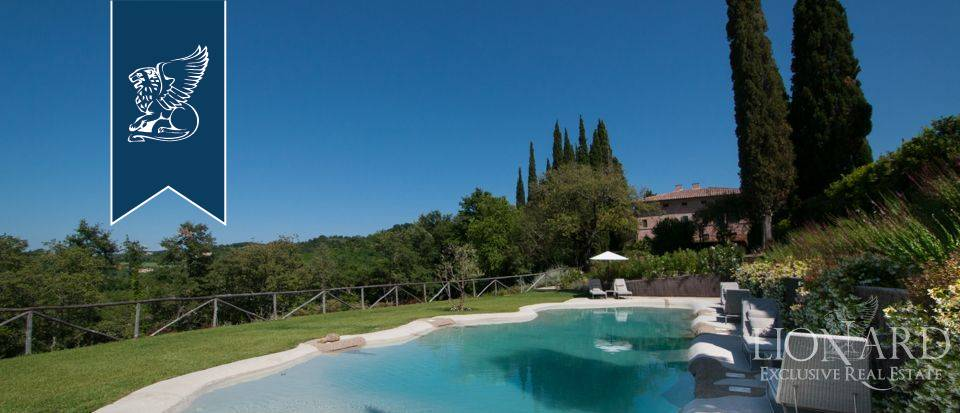 Villa in Vendita a Buonconvento: 0 locali, 1100 mq - Foto 9