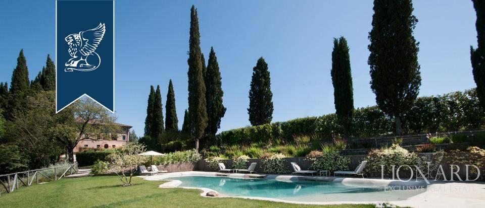 Villa in Vendita a Buonconvento: 0 locali, 1100 mq - Foto 8