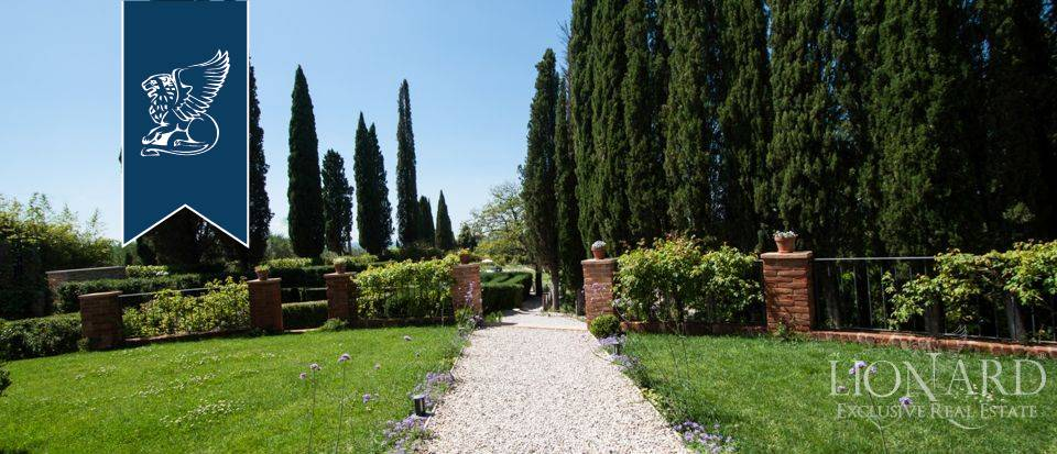 Villa in Vendita a Buonconvento: 0 locali, 1100 mq - Foto 6