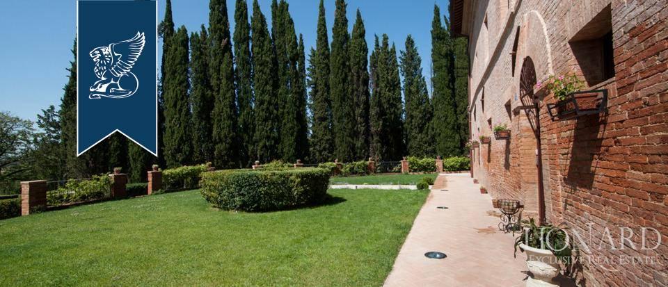 Villa in Vendita a Buonconvento: 0 locali, 1100 mq - Foto 5
