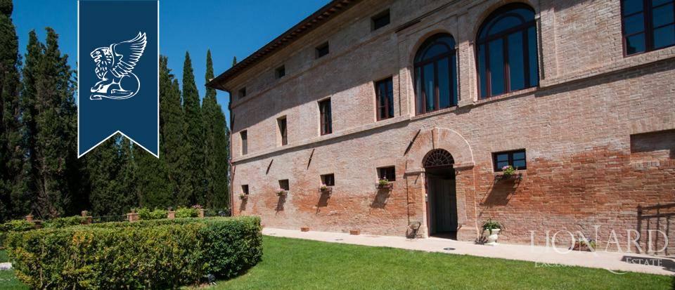 Villa in Vendita a Buonconvento: 0 locali, 1100 mq - Foto 4