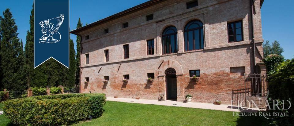Villa in Vendita a Buonconvento: 0 locali, 1100 mq - Foto 3