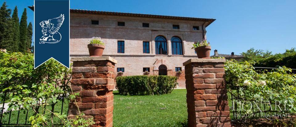 Villa in Vendita a Buonconvento: 0 locali, 1100 mq - Foto 2