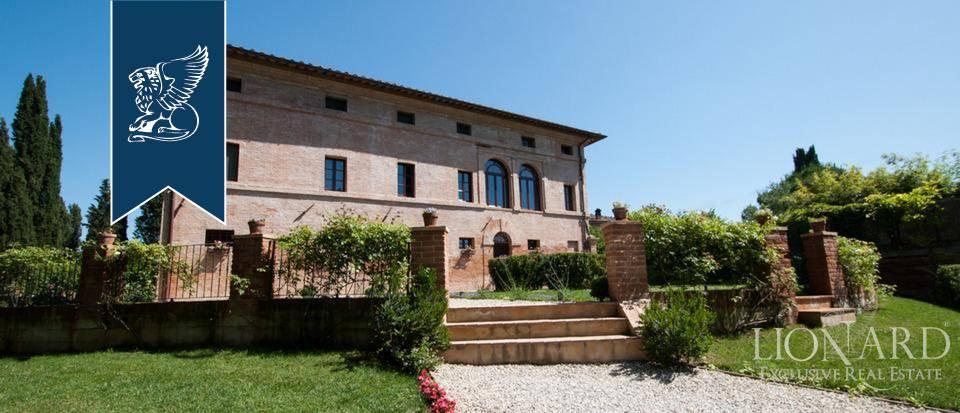 Villa in Vendita a Buonconvento: 0 locali, 1100 mq - Foto 1