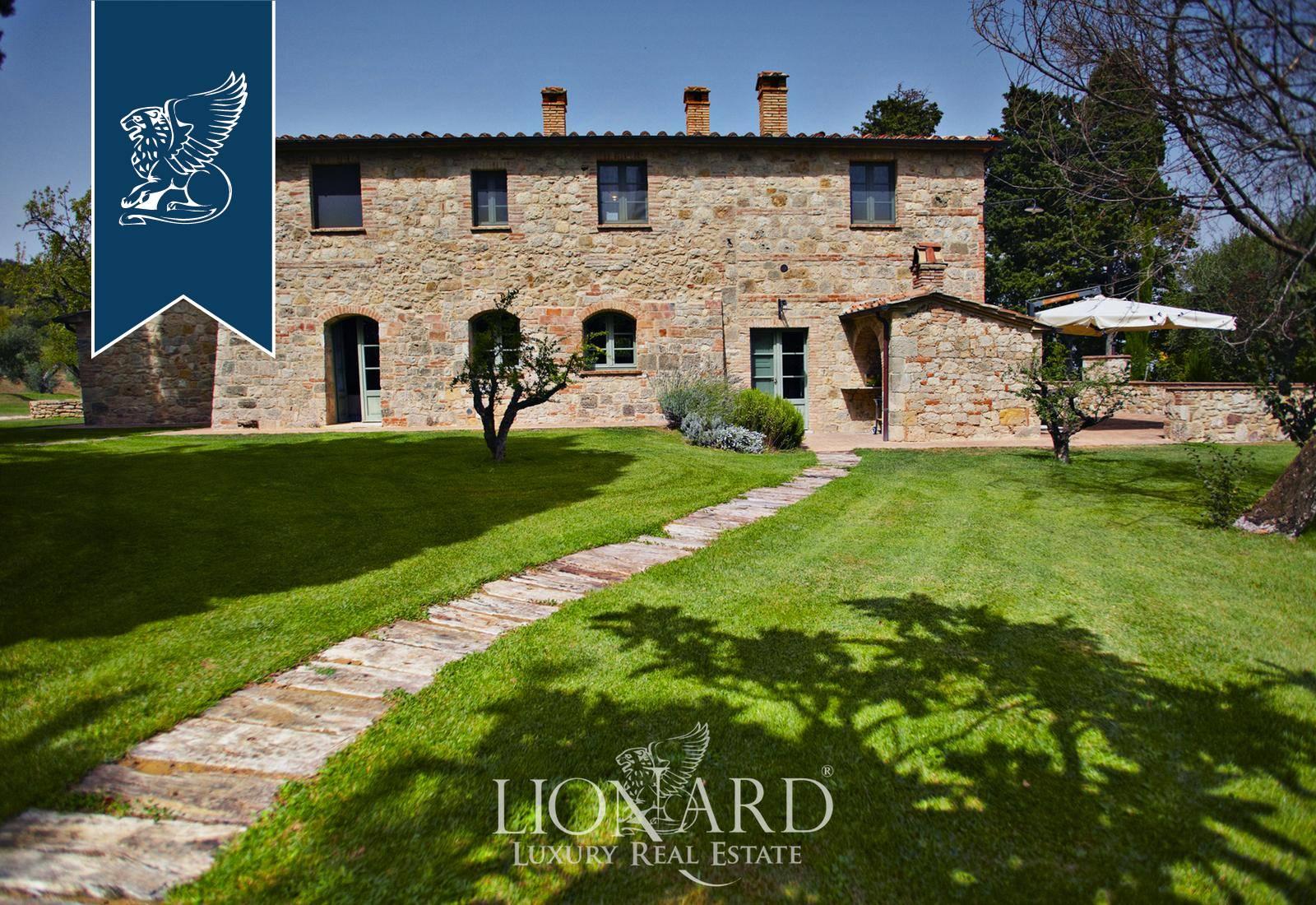 Villa in Vendita a Cetona: 0 locali, 1050 mq - Foto 8