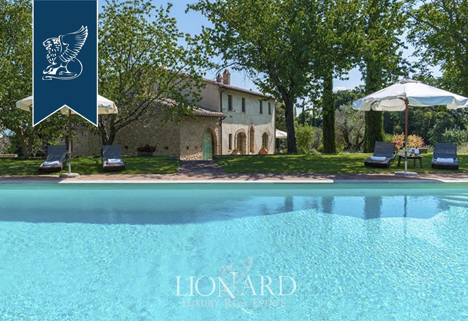 Villa in Vendita a Cetona: 0 locali, 1050 mq - Foto 7