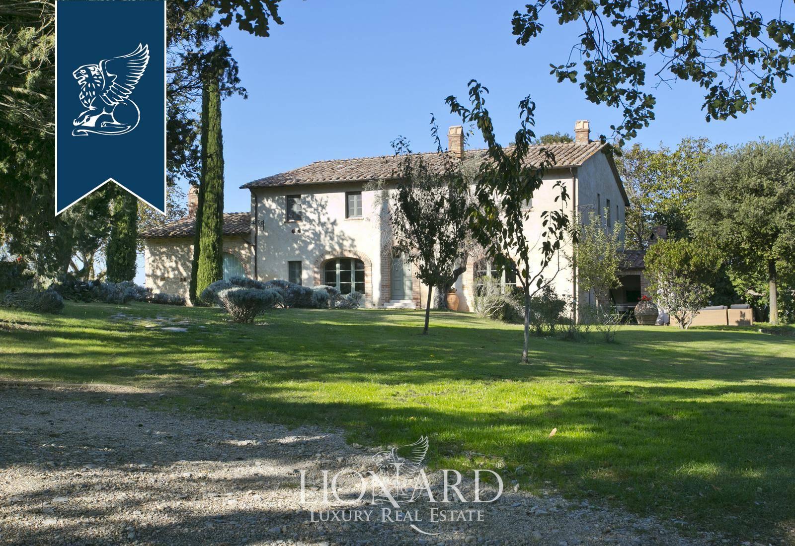 Villa in Vendita a Cetona: 0 locali, 1050 mq - Foto 9