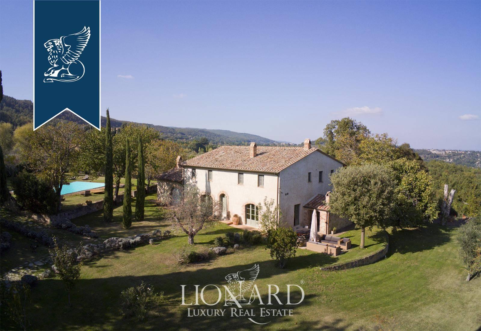 Villa in Vendita a Cetona: 0 locali, 1050 mq - Foto 3