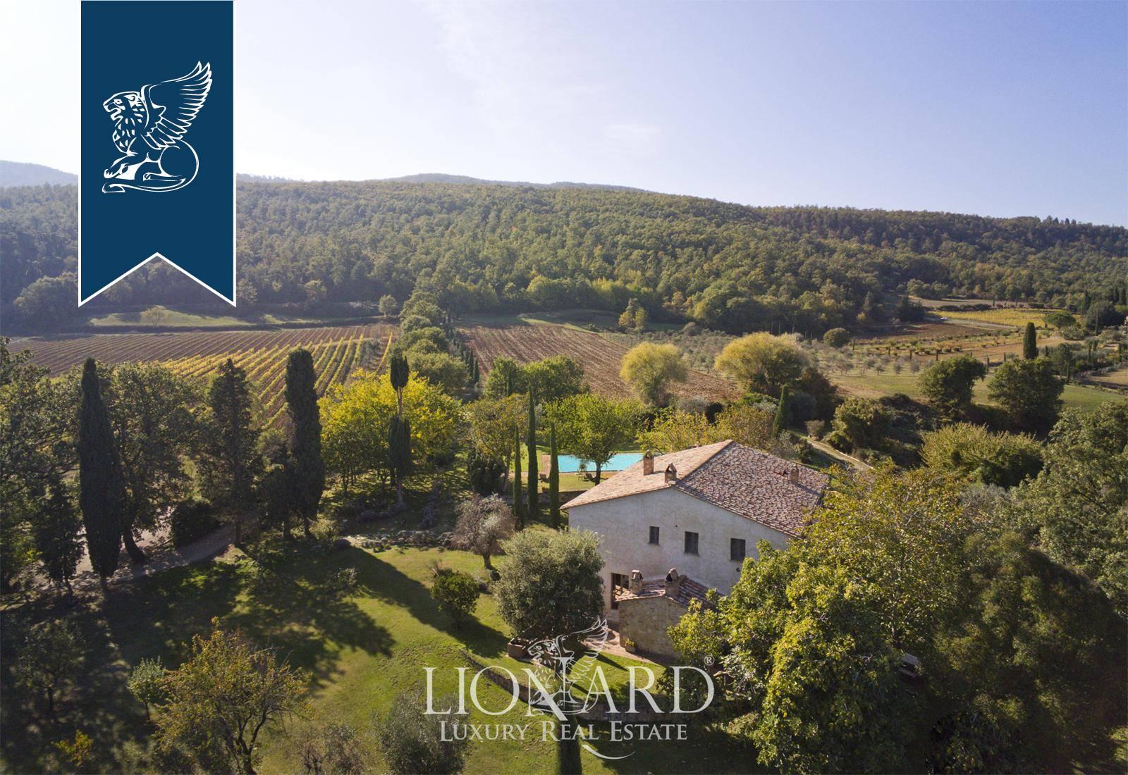 Villa in Vendita a Cetona: 0 locali, 1050 mq - Foto 4